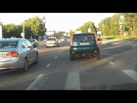 Drive from Roc'al Mare to Solaris Mall through Tallinn by niktih11