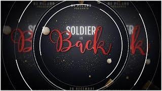 DJ PICSOU - SOLDIER IS BACK #S.I.B