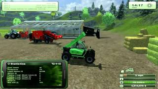 Farming Simulator 2013 - How to Farm Cows, Tutorial