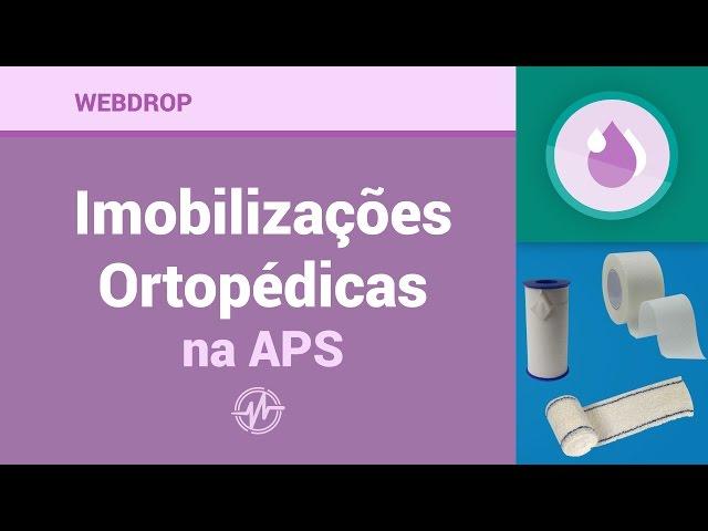 WebDrop: Imobilizações Ortopédicas na APS