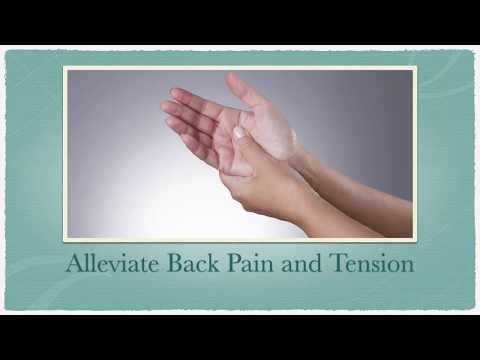 Simple Hand Reflexology Tips to Alleviate Back Pain and Tension.