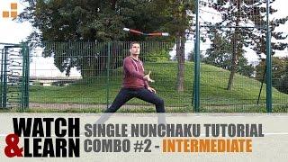 ► Watch&Learn #6 | Single Nunchaku Tutorial | Flying Combo
