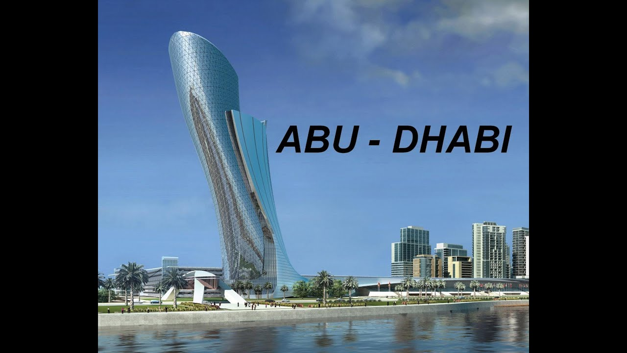 Abu Dhabi United Arab Emirates Youtube