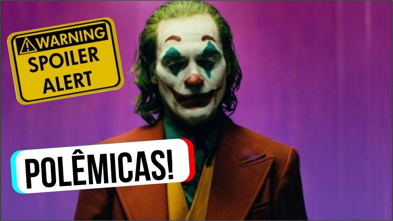TEORIAS, POLÊMICAS ???? E O MELHOR #CORINGA ????SPOILERS????