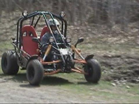 Gio 150cc Dune Buggy