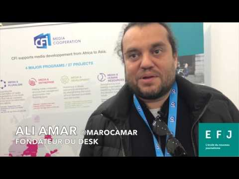 Interview Ali Amar #4MParis