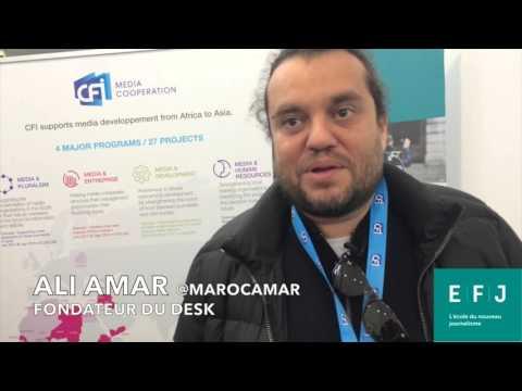 Interview Ali Amar #4MParis