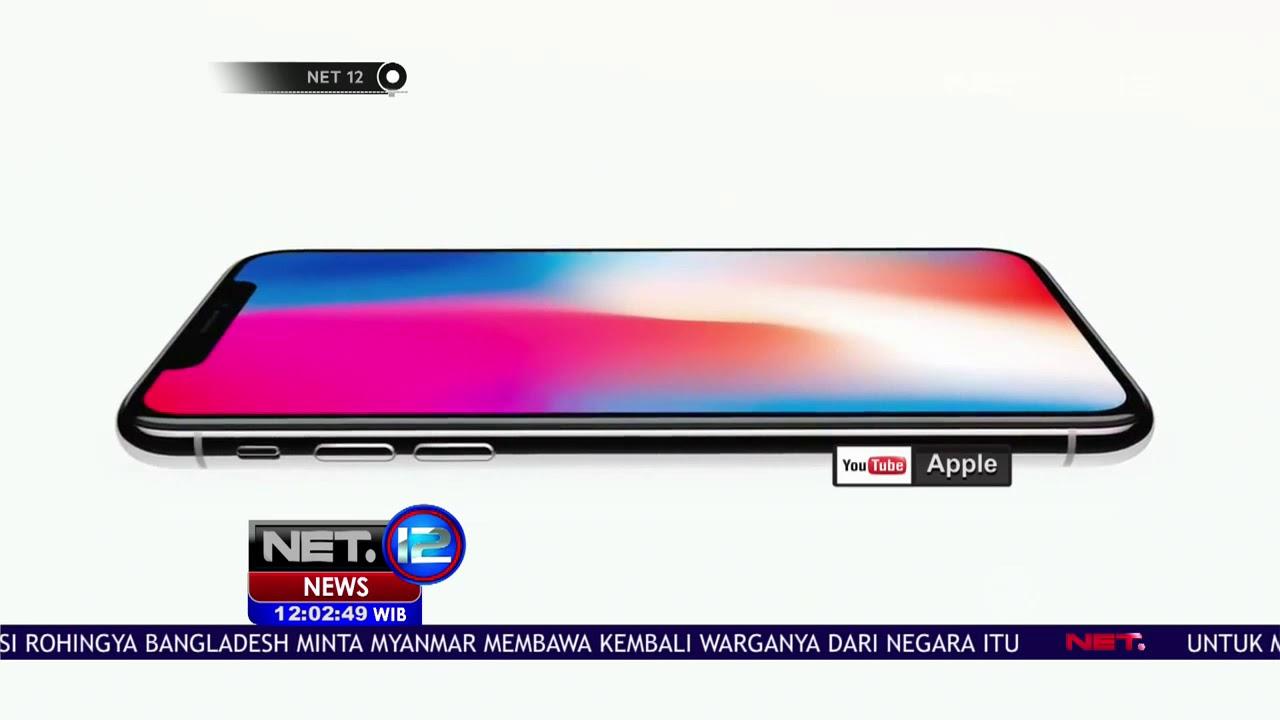 Apple Resmi Rilis Tiga Seri Iphone Terbaru Sekaligus - NET12 - YouTube 3d9f56e81c