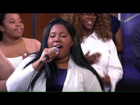 Baldwin Wallace University`s Voices of Praise Gospel Choir