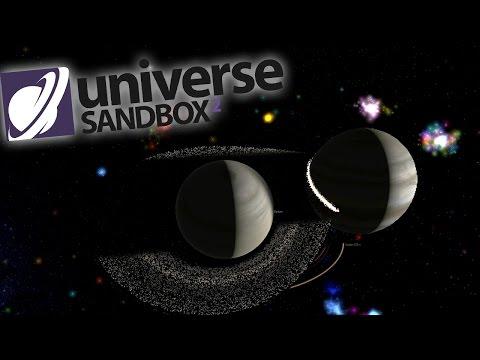 Universe Sandbox 2 - Planète Habitable et... des choses - Part 4 FR