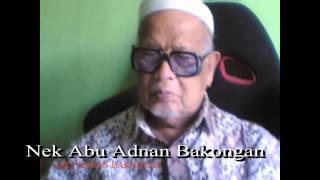 Ulama Kharismatik Nanggroe Aceh Darussalam