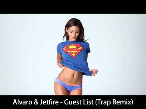 Alvaro & Jetfire - Guest List (Trap Mix)