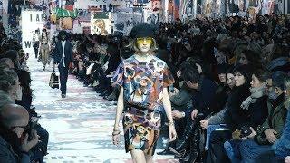 次週の「ファッション通信」は、華やかさを増す 「2018秋冬パリコレ...