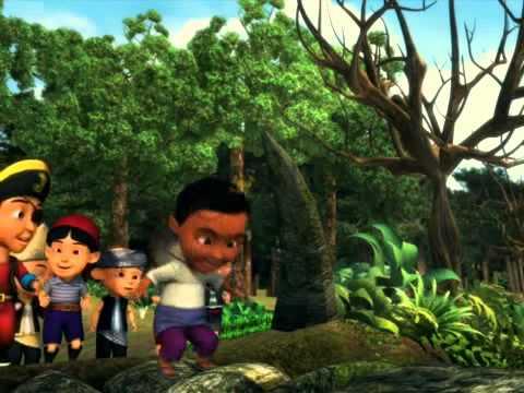 Upin Ipin Season 3 - Kembara Ke Pulau Harta Karun ...