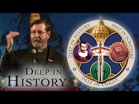 Critical Methods of Scripture - Fr. Mitch Pacwa - Deep in History