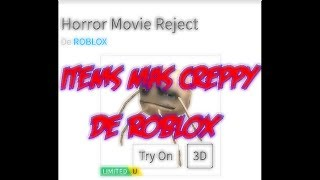 Roblox but Creppy told objects
