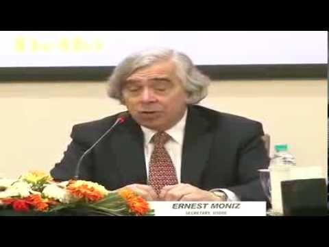 Joint Press Interaction by Deputy Chairman of Planning Commission & US Energy Secretary
