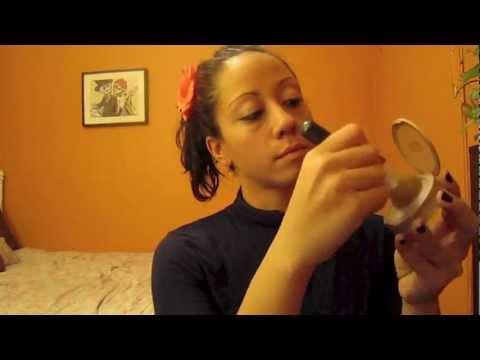 Classic Makeup Look for Flamenco