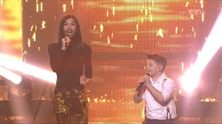 Conchita Wurst and Flavio Rizzello - Rise Like A Phoenix (ES...