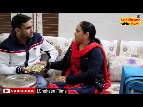 When Desi go Abroad -   Lalit Shokeen Comedy  