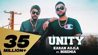 Karan Aujla Feat. Bohemia ( UNITY -) Deep Jandu I Rupan Bal I Latest Punjabi Song 2018