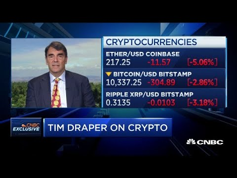 Venture Capitalist Tim Draper: Cryptocurrency going to benefit the planet
