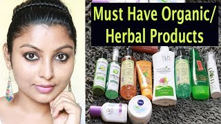 Must Have Organic/Herbal Skin Care Products/Affordable skin care products in tamil