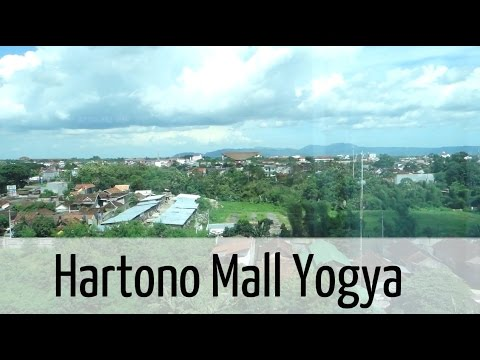 Hartono Mall in Yogyakarta | Indonesia | Coffee with Nani