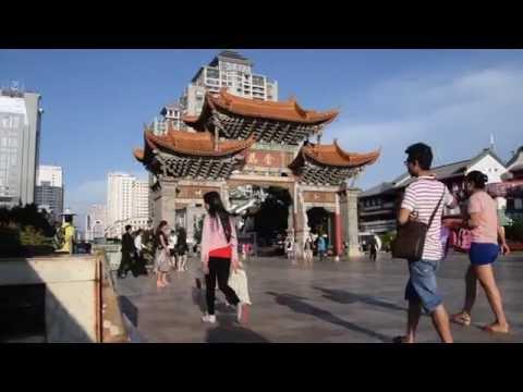 Trip in China - Kunming, Dali, Lijiang, Chongqing, Chengdu