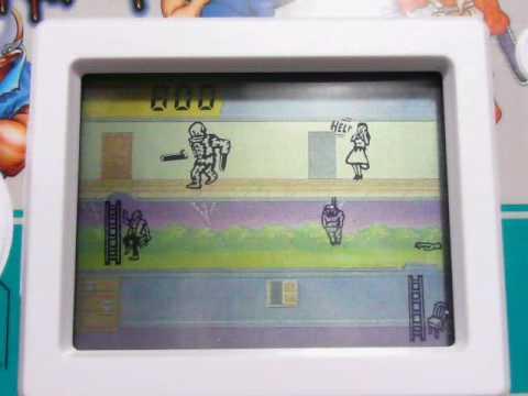 SPLATTER HOUSE NAMCO/VARIE LCD GAME スプラッターハウス