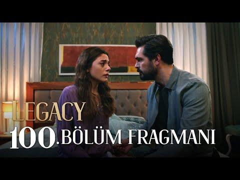 Emanet 100. Bölüm Fragmanı | Legacy Episode 100 Promo (English & Spanish subs)
