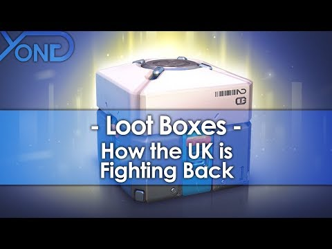 How the UK is Fighting Back Against Loot Boxes