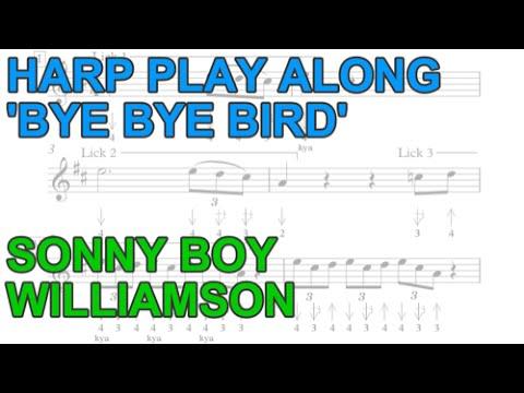 Harmonica Play along \