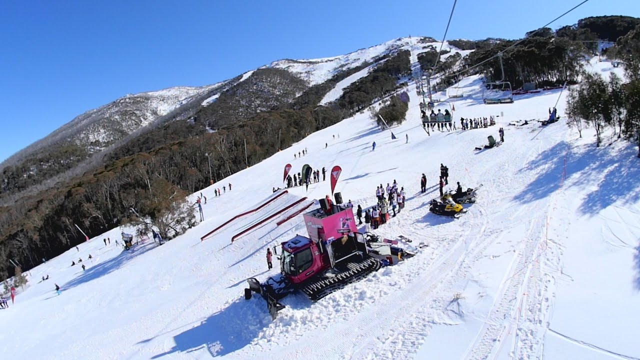 Thredbo Snow Series Slopestyle 2015