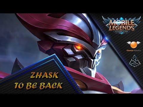 Mobile Legends Zhask Come Back To Meta 🔘 LIVE | Malaysia