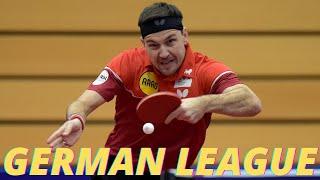 Timo Boll vs Lev Katsman | German Cup 2021/2022
