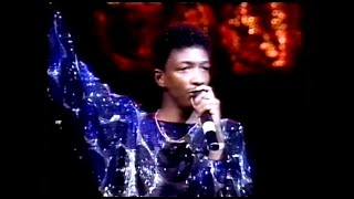 Kool And The Gang - Stand Up And Sing/Cherish (BBC - Live Aid 7/13/1985)