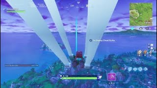 "How to get Week 8 Battlestar ""Search Between Three Oversized Seats in Fortnite Battle Royale"