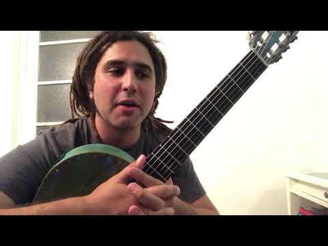 Spanish Guitar Lesson Make Chords Sound More Spanish Youtube