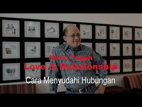 Cara Menyudahi Hubungan - Mario Teguh Love & Relationship