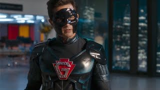 The Ghost Saves The Day - The Return Of Doctor Mysterio - Doctor Who - BBC