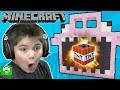 Minecraft KABOOM Animal Build Part 1 with HobbyKidsGaming