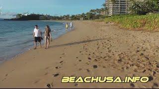 Best Beach USA 2016 - Kaanapali Beach, Maui, Hawaii - Americas Best Beach 2016