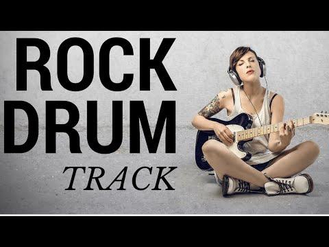 Rock Drum Track 80 BPM  ★ Full Song Backing Track ★