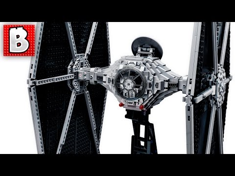 Lego TIE Fighter Ultimate Collector