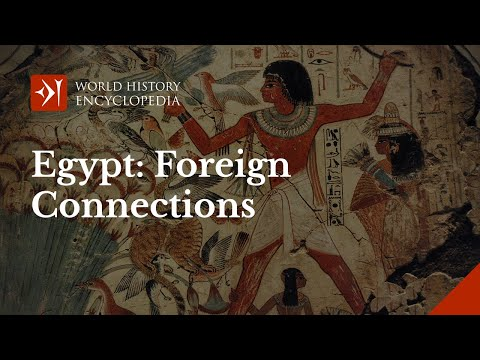 Trade in Ancient Egypt - Ancient History Encyclopedia