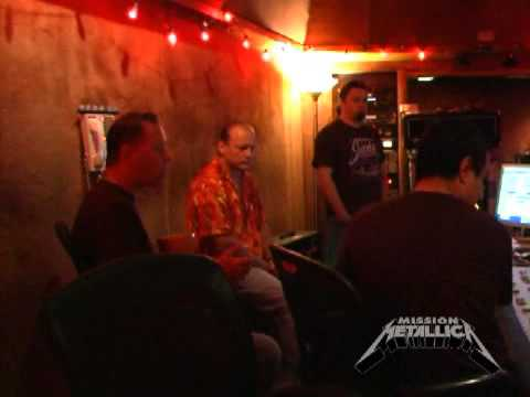 Mission Metallica: Fly on the Wall Clip (July 11, 2008)