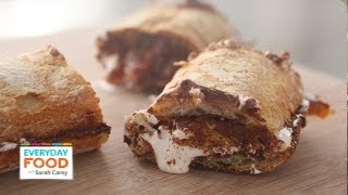 S'mores Sandwich - Everyday Food With Sarah Carey