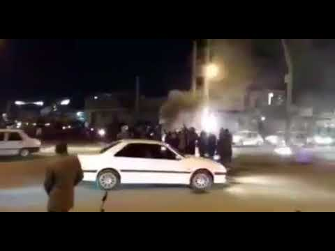 Soulèvement en Iran - Ahwaz