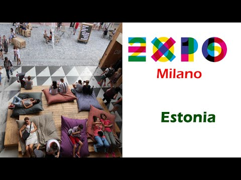 Estonia Expo Milano Social Media Day 18 agosto
